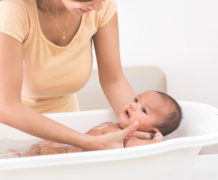 Bathe Your Newborn Baby